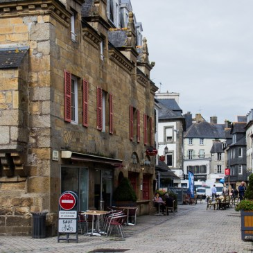 A walk around Landerneau