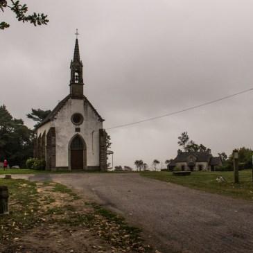 Chapels on the Pilgrim Route near Le Quillio