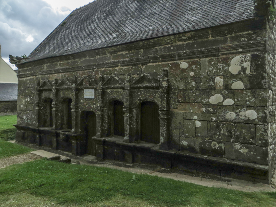 The Ossuary of the Church of St Pierre, Hanvec