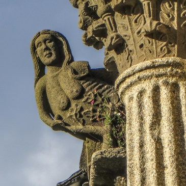 Gargoyles & Grotesques in Sizun