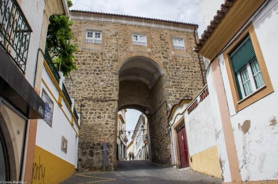 The Castle in Portalegre
