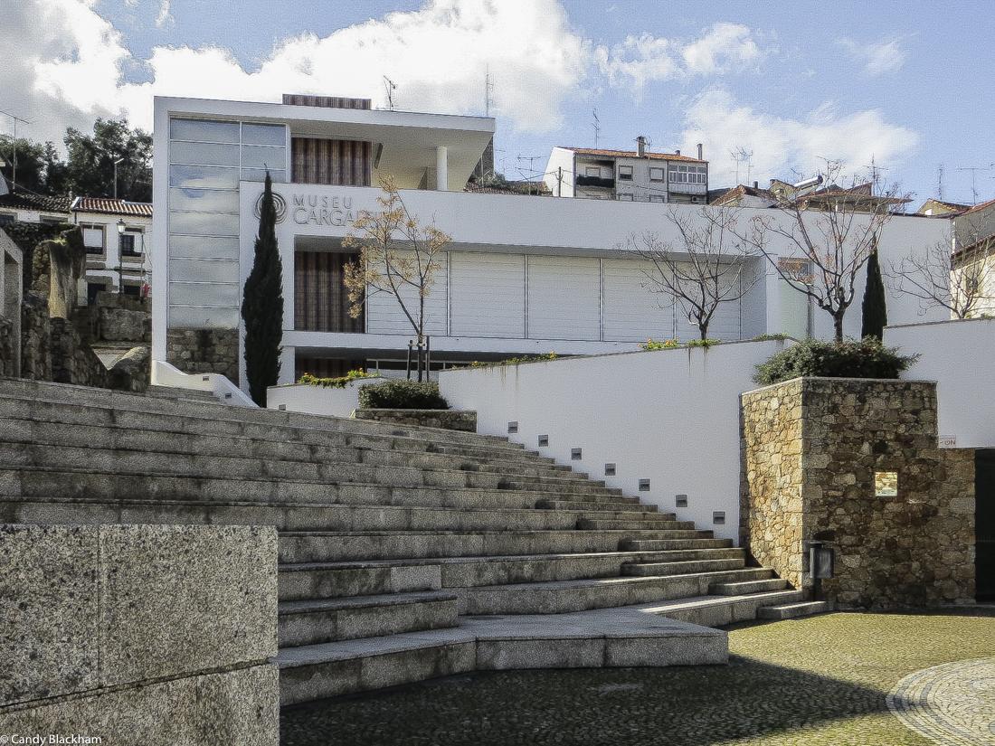 Manuel Cargaleiro Museum, new building