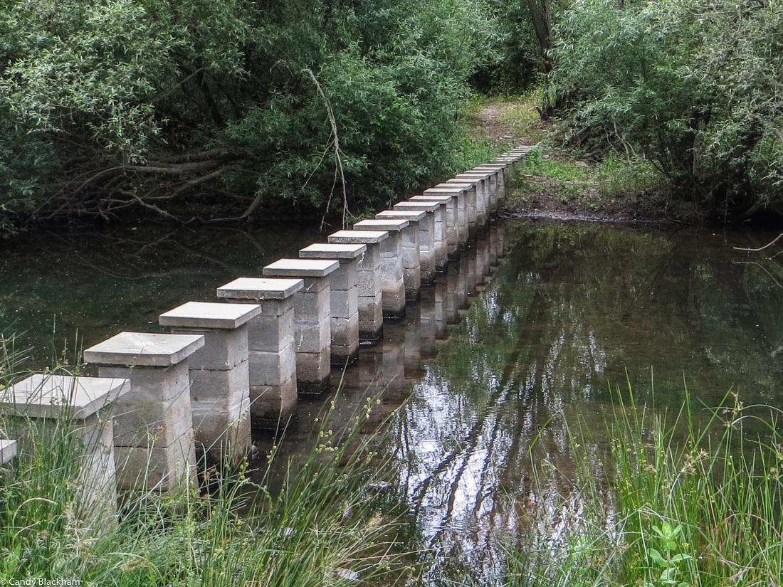 Bridge over the River Abrilongo