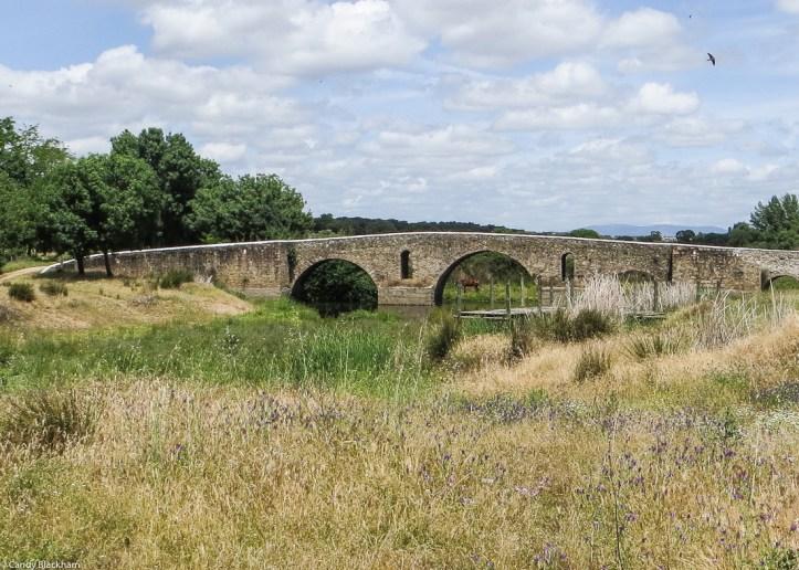 Roman Bridge at Monforte
