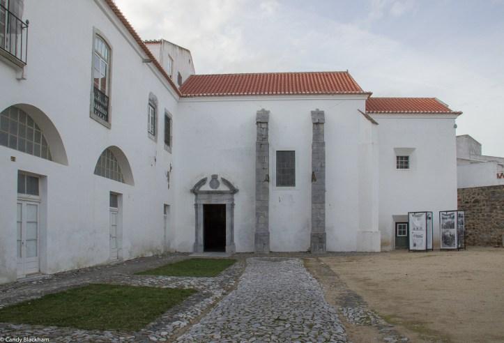 The Church of Nossa Senhora da Piedade