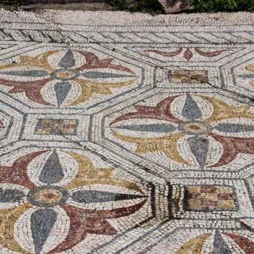 Pisoes Roman site near Beja, Alentejo, Portugal
