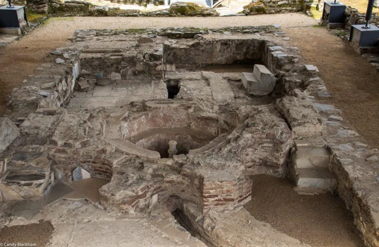 Excavations at Mertola