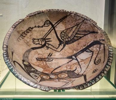 Islamic pottery, Mertola