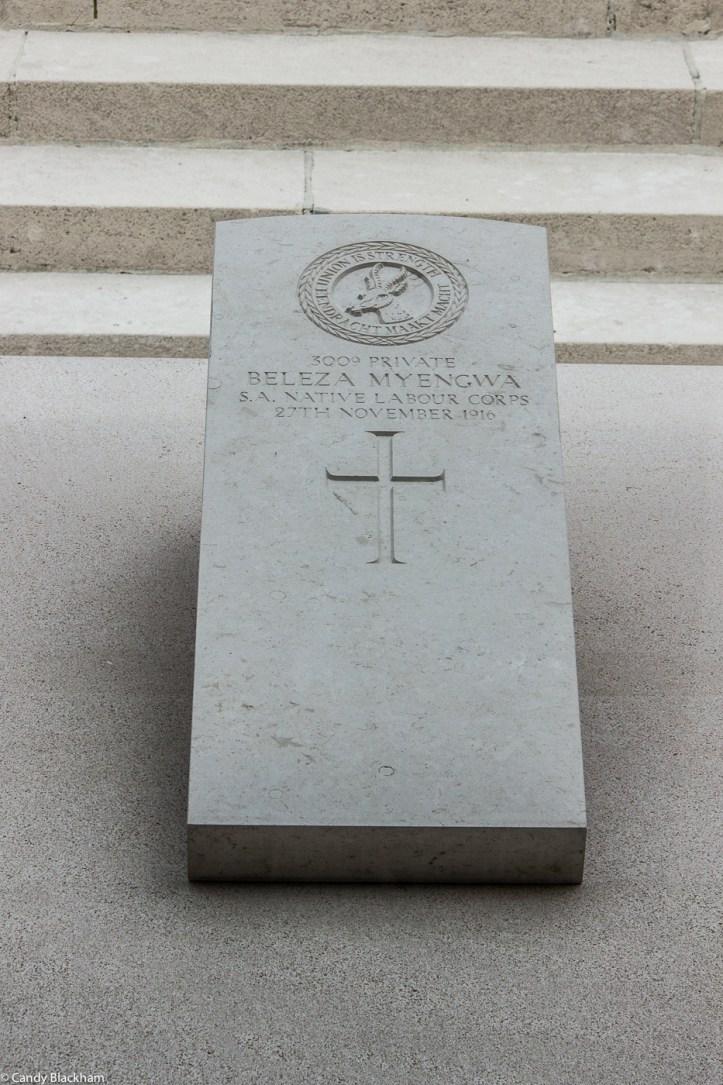 Delville Wood Memorial