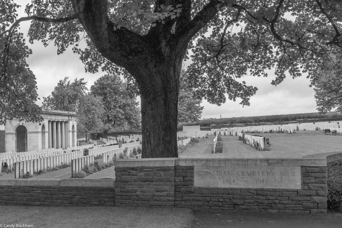 Canadian Cemetery no.2, Vimy Ridge
