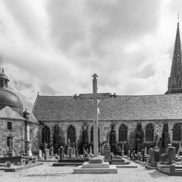 La Martyre, Brittany