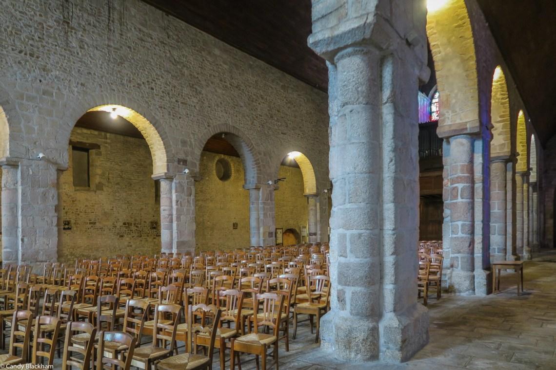 The Abbey of Saint Sauveur, Redon