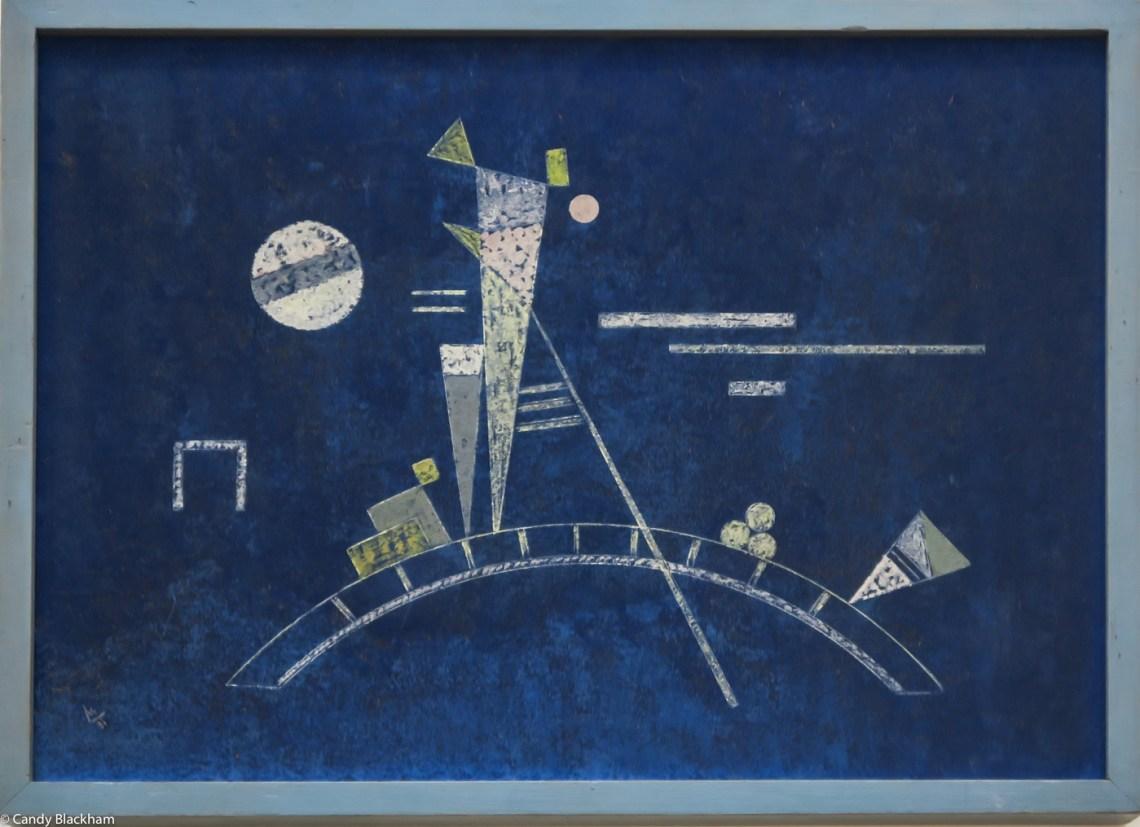 Kandinsky, 'Fragile', 1931