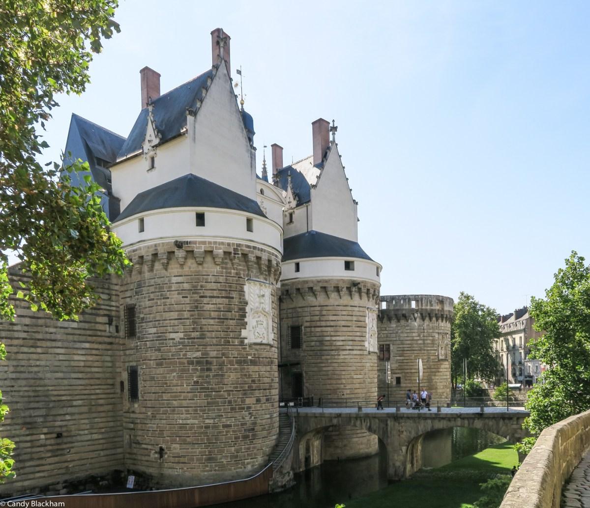 The Ducal Palace, Nantes