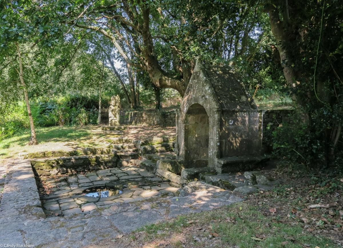 The Fountain of St Quirin