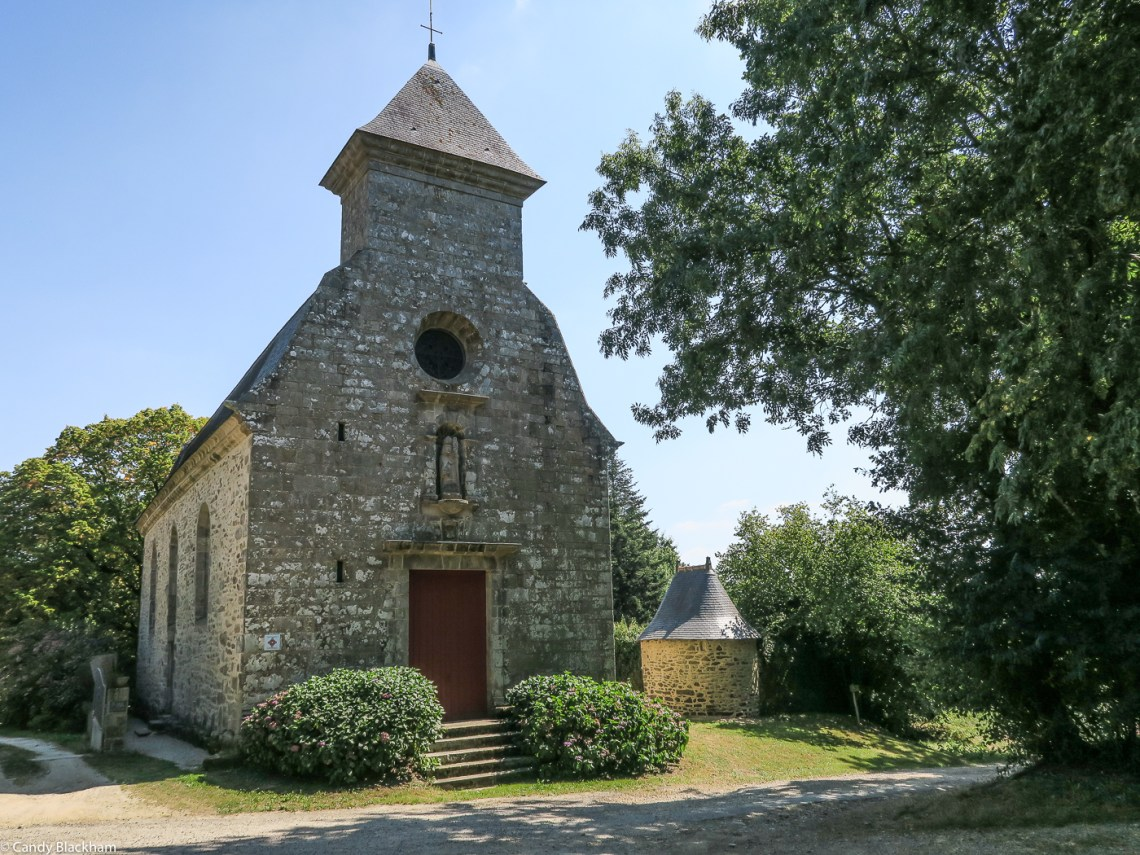 The Chapel of St Quirin