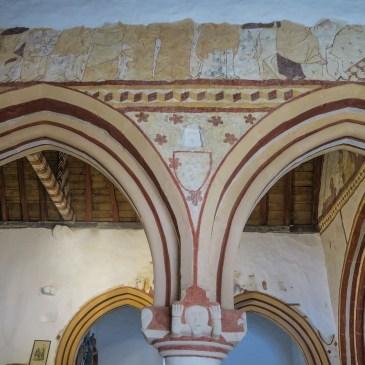 Chapels, Pilgrim routes, & Roman roads