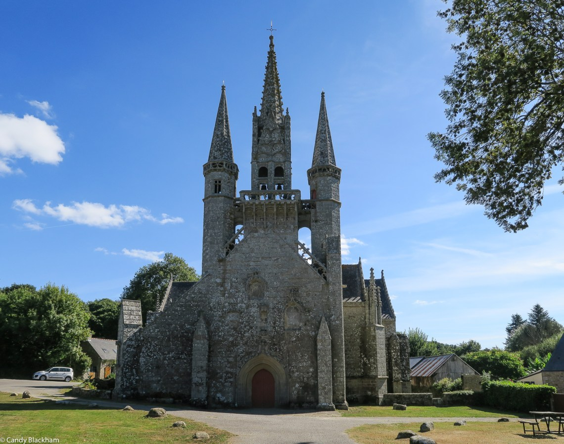 The Chapel of St Fiacre