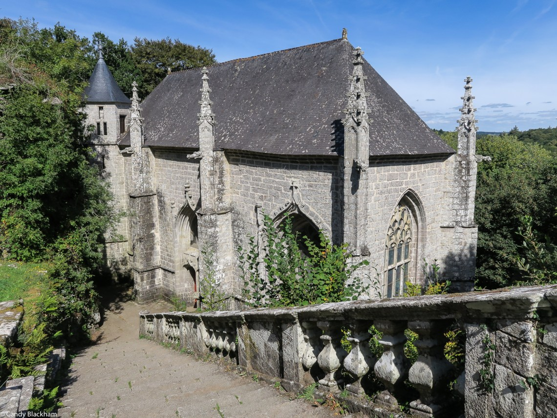 The Chapel of Ste Barbe
