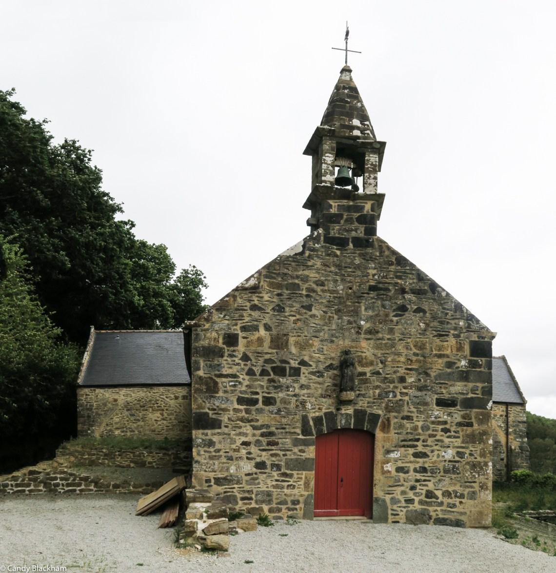 The Chapel of Notre-Dame de Lorette, Coed-Nant