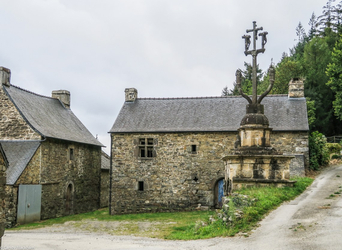 The Chapel of Notre-Dame de Lorette, Coed-Nant