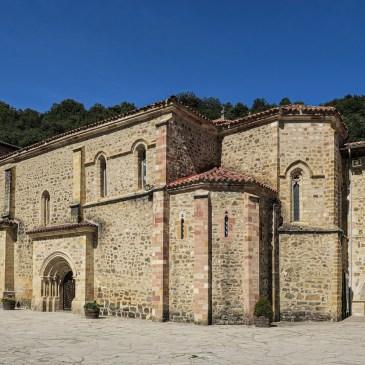 Monastery of San Toribio near Potes