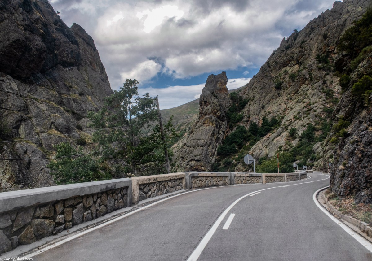 Road from Potes to Leon, the N621