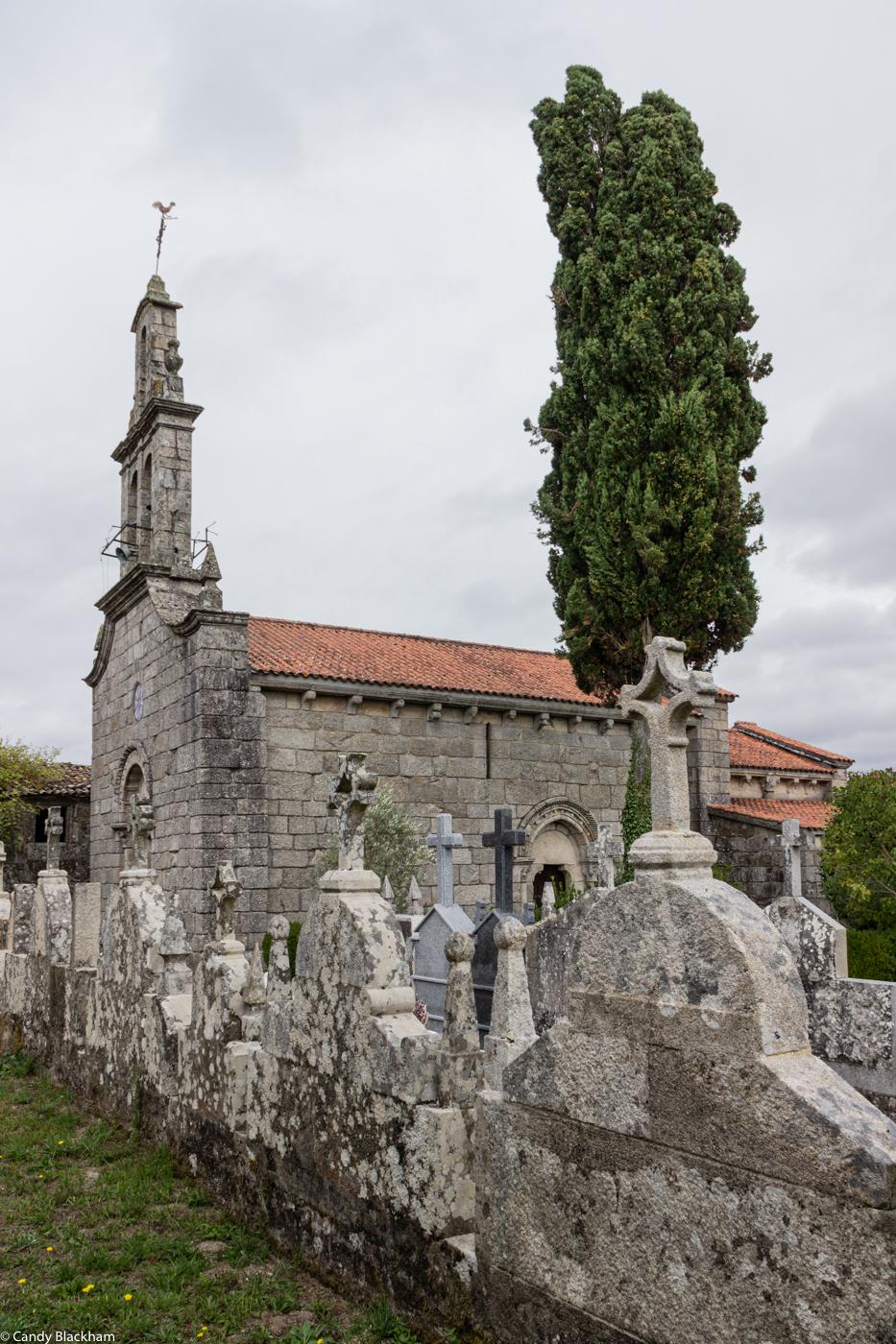 Romanesque Church of Santa Maria de Camporramiro