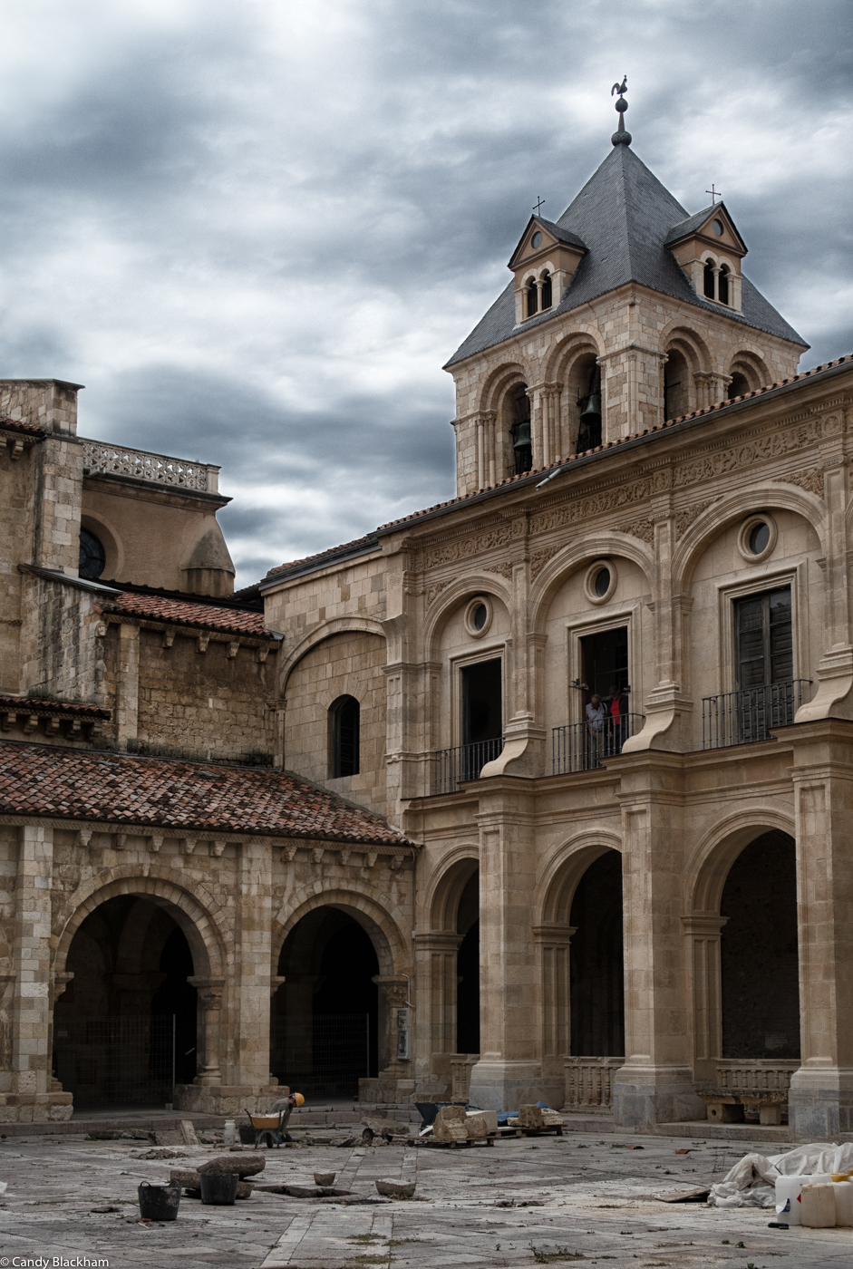 The Cloister of San Isidoro