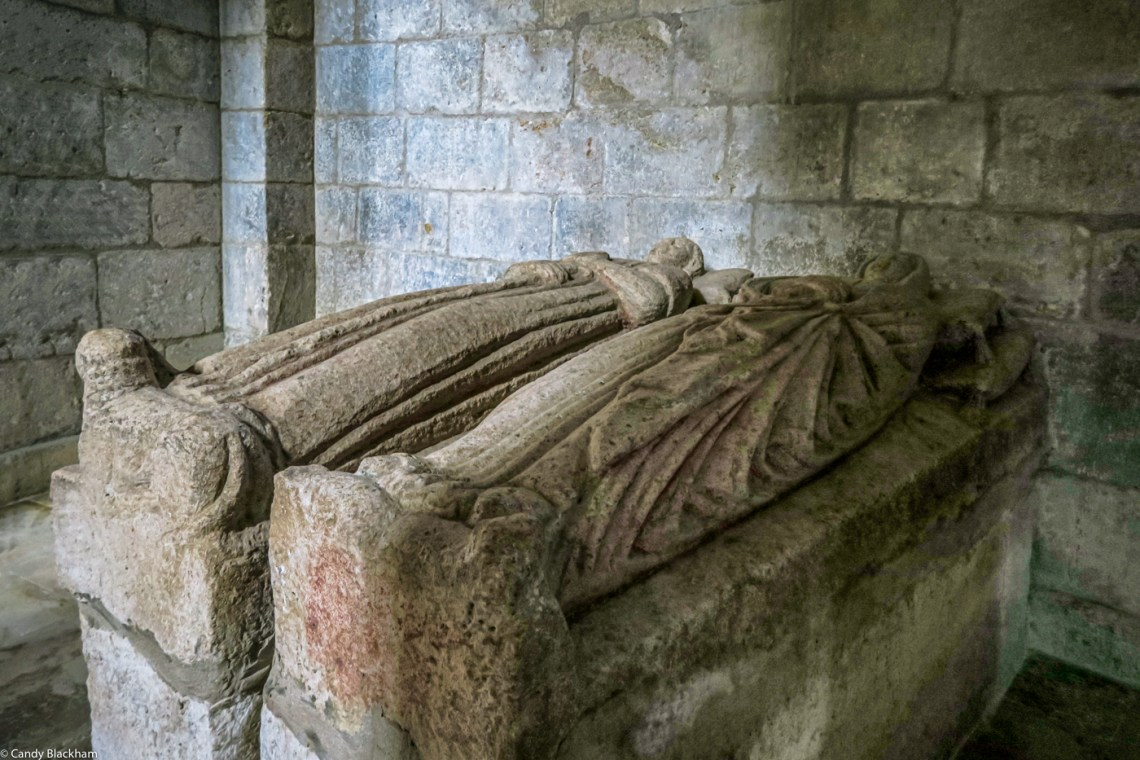 The tombs of the founders