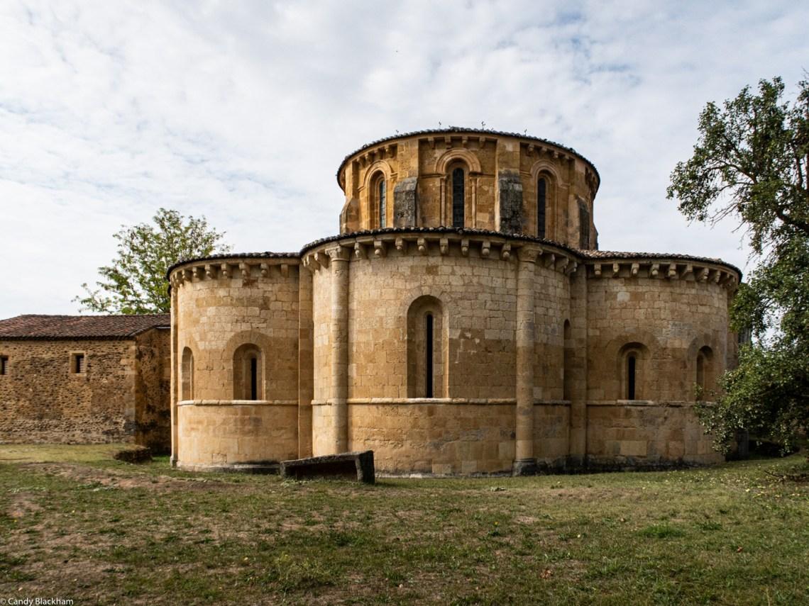 Santa Maria la Real in Gradefes