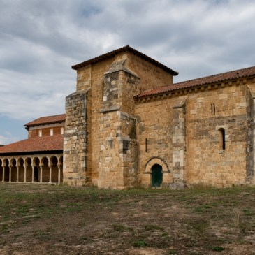 Romanesque Monasteries near Leon