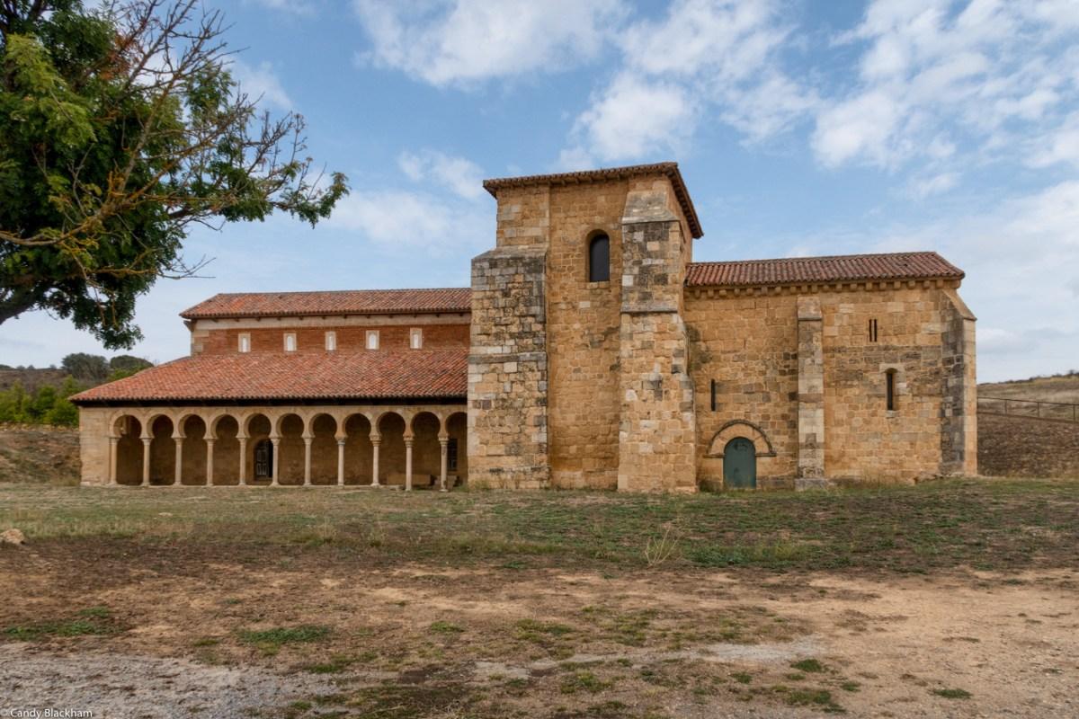 The Church of San Miguel de Escalada