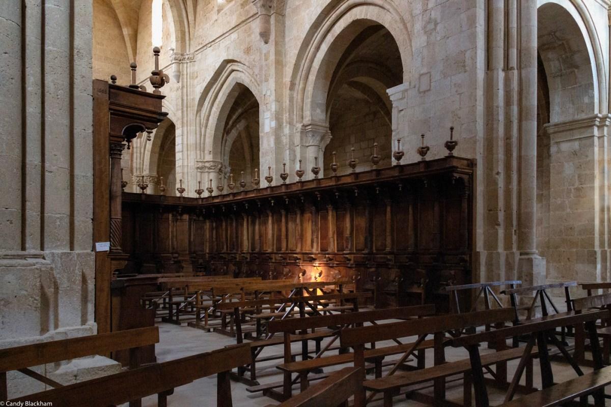 The Choir of Santa Maria de Sandoval