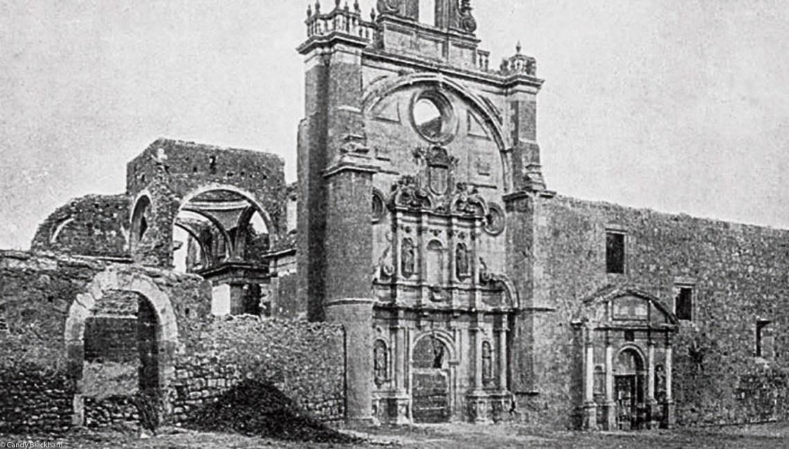 San Pedro de Eslonza in 1908