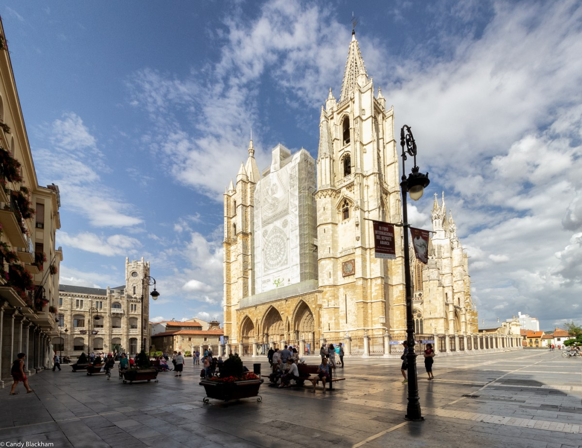 The Cathedral in Leon