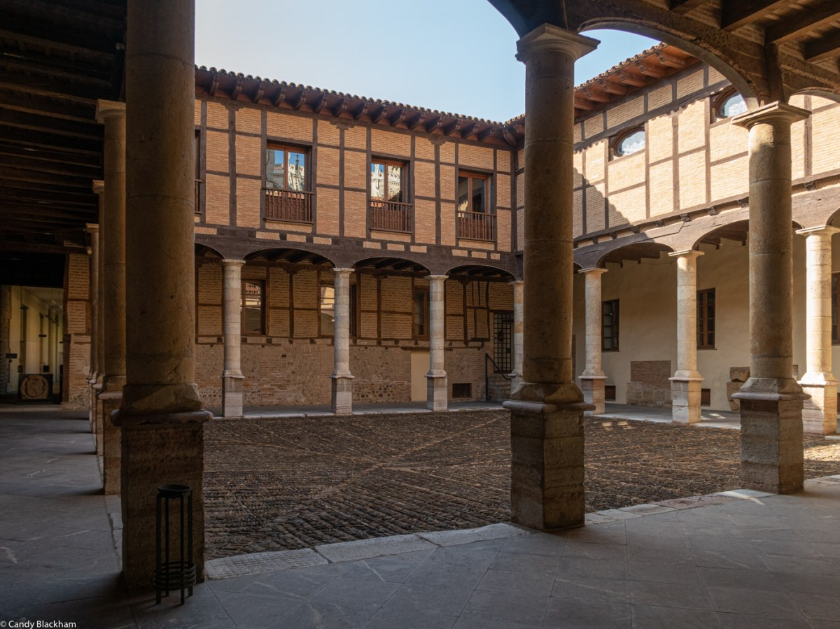The Bishop's Palace in Leon