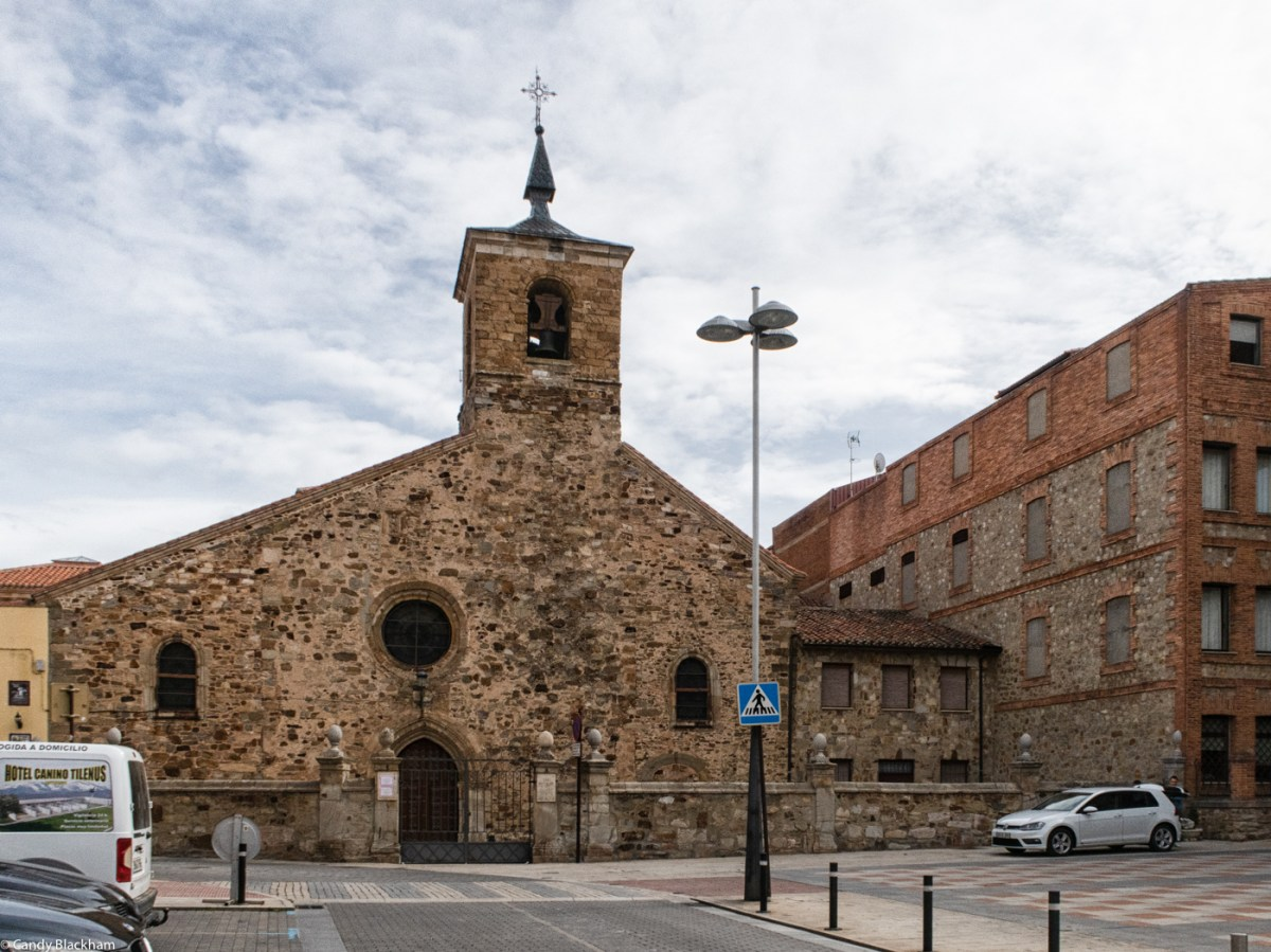 The Church of San Bartolome