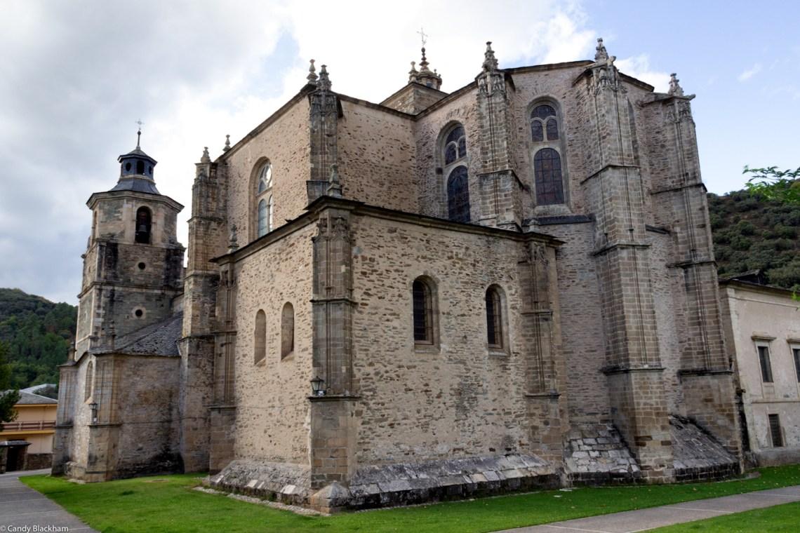 The Collegiate Church of Santa Maria in Villafranca