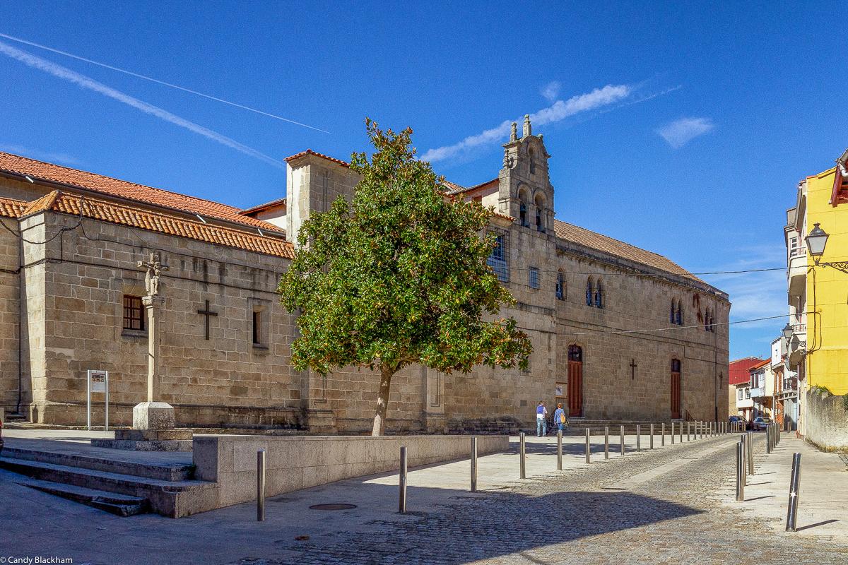 Convento das Clarisas de Monforte