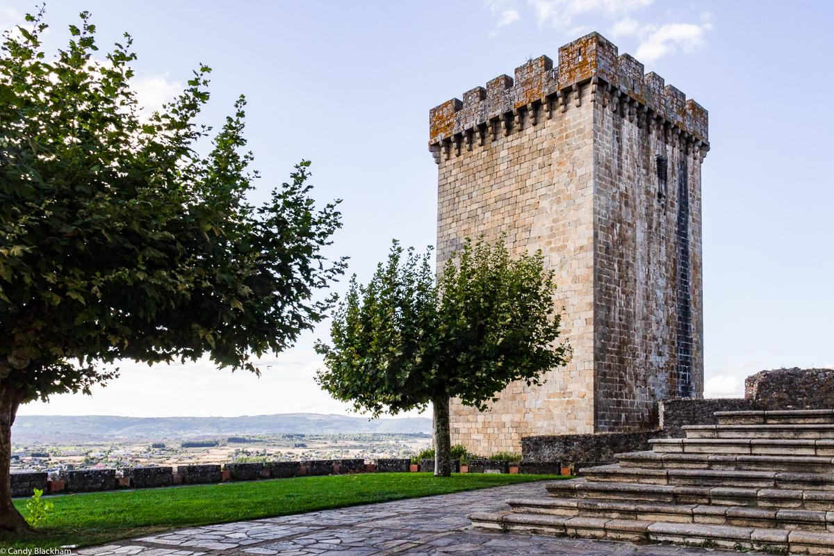 The Castle of Monforte de Lemos