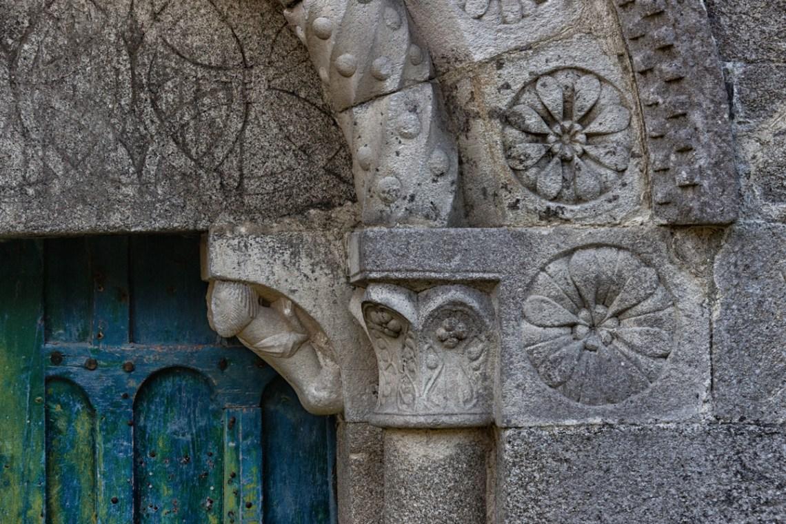 Romanesque Churches near Monforte de Lemos