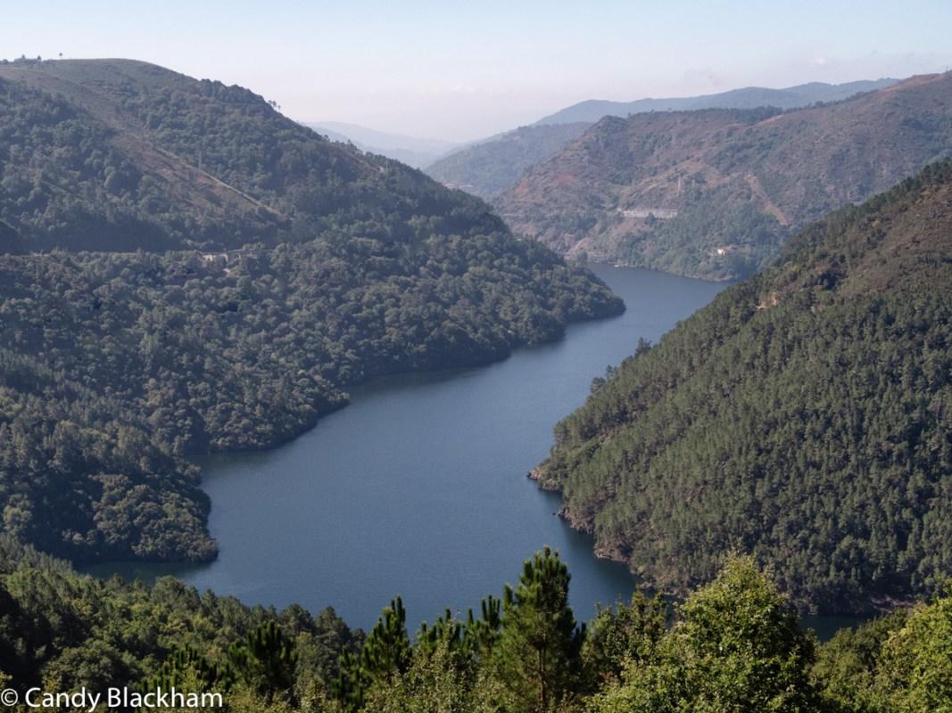 Mino River Gorge