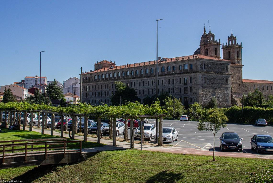 The School, museum and art gallery of the College of Nossa Senora de Antiga