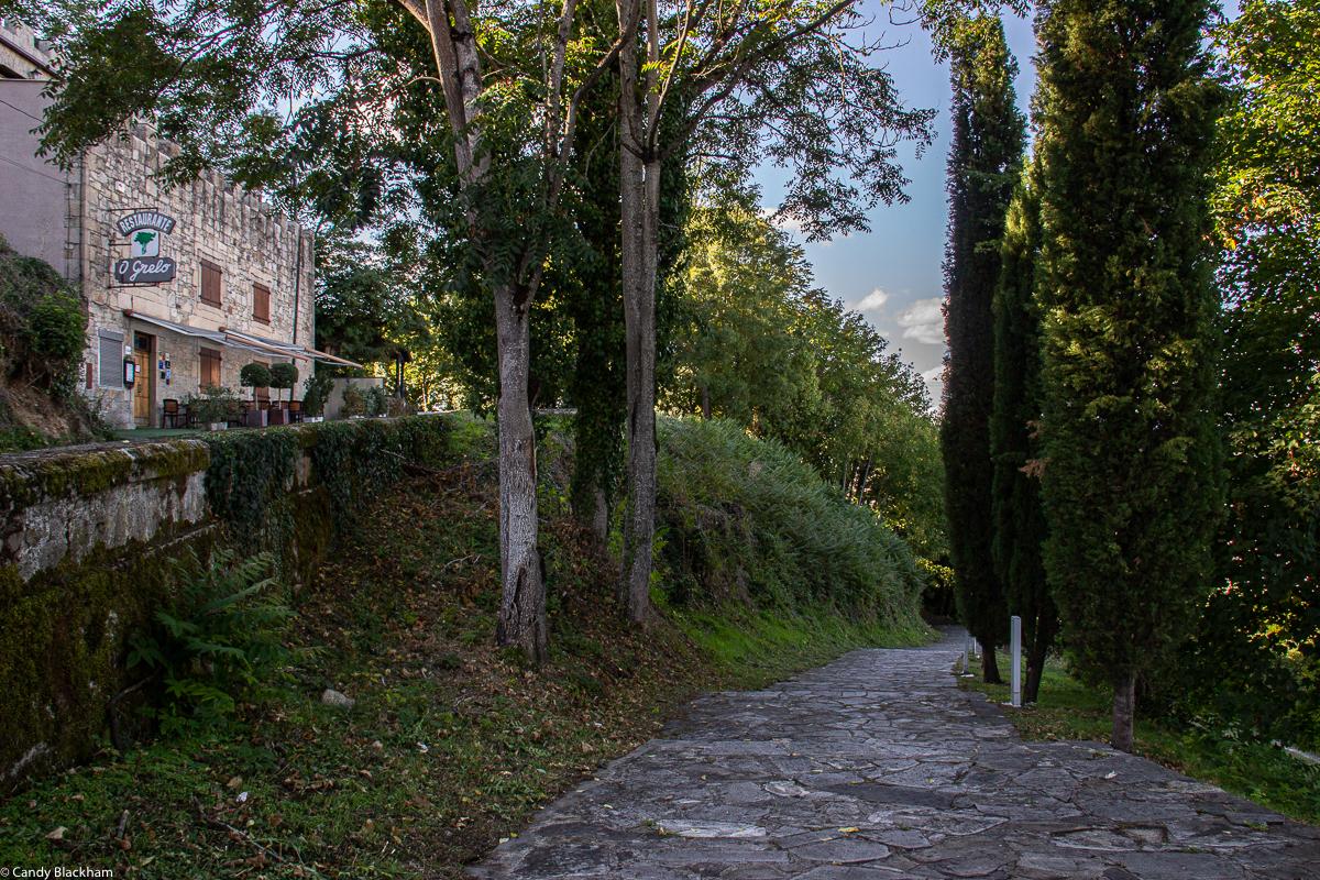 one of the Parks in Monforte de Lemos