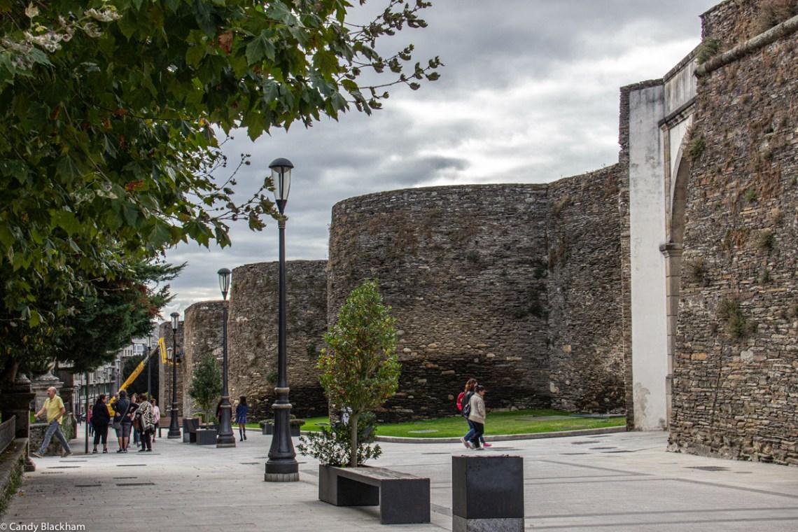 Roman walls of Lugo
