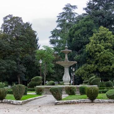 Parks in Lugo in Spain