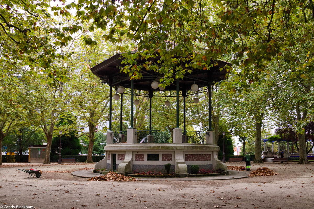 Parks in Lugo