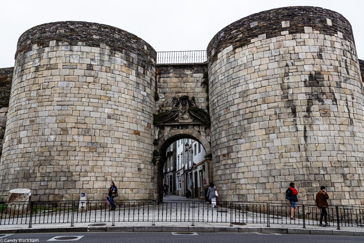 Gate of San Pedro, Lugo