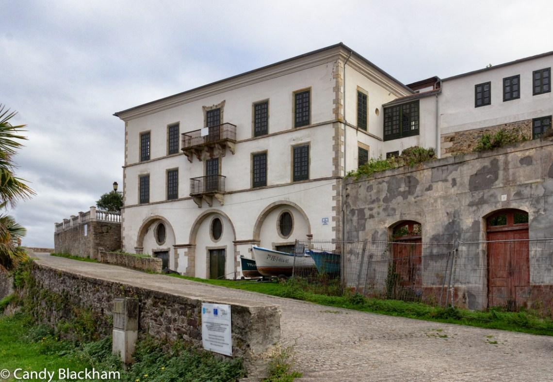 Customs House, Palace of Carlos Acevedo Pardo